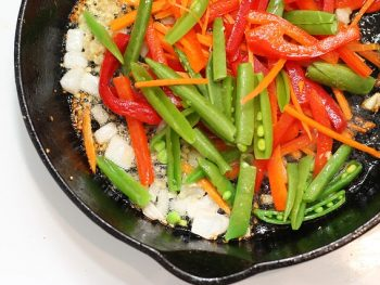 what to cook this week if you don't have a lot of time, one pan meal