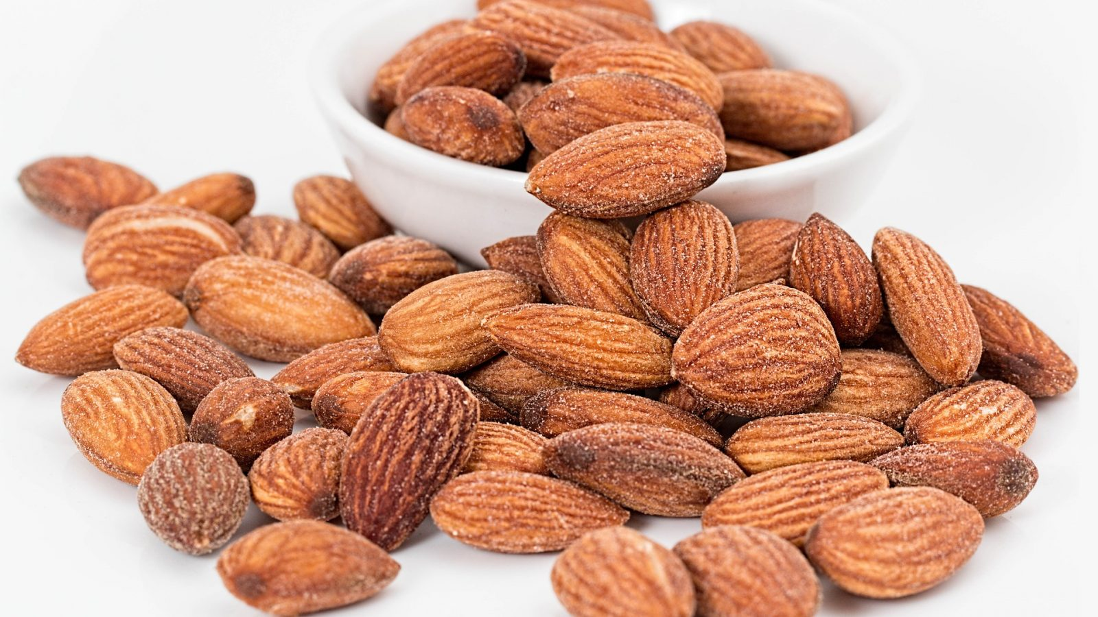 Healthy Non-Perishable Snacks almonds