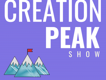 The Creation Peak Show Podcast cover
