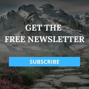 Creation Peak newsletter optin form