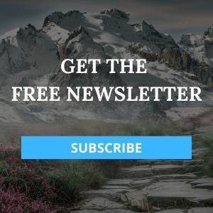 Creation Peak newsletter optin form