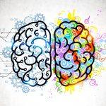 analytical mind vs creative mind concept