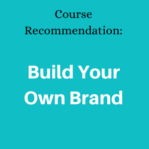 Build Your Own Brand course banner